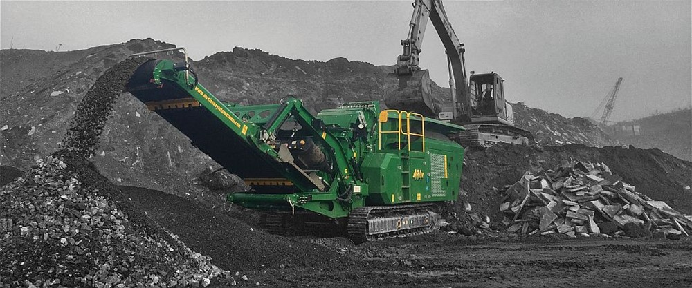 I34/I34R Compact Crusher McCloskey