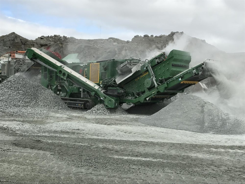 I44Rv3 Impact Crusher McCloskey