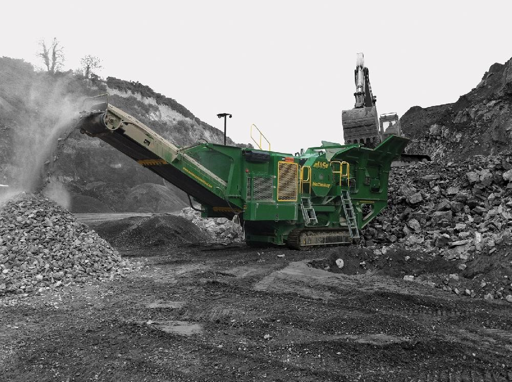 J45 Jaw Crusher McCloskey