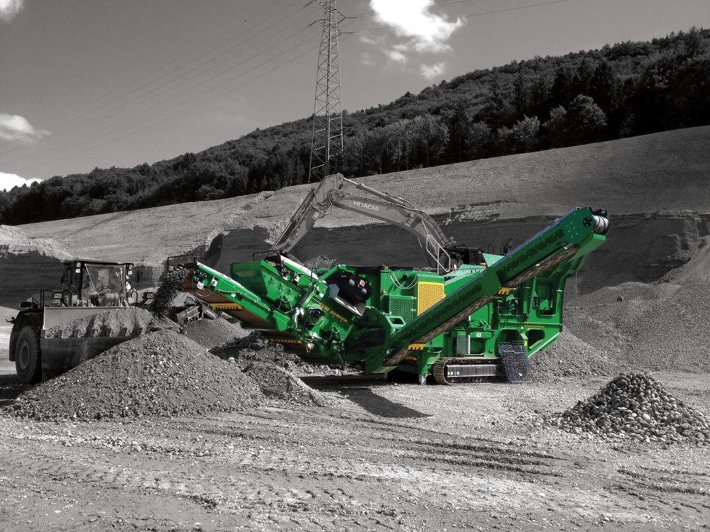 J45R Jaw Crusher McCloskey