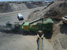 I54R V3 Impact Crusher McCloskey